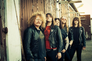 Swedish metallers BULLET  release their new video 'Ain't Enough'