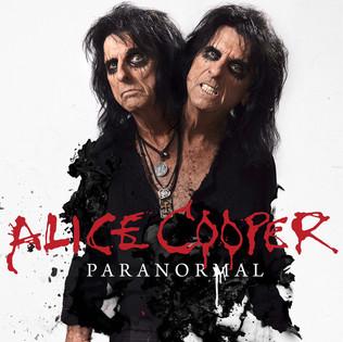 Alice Cooper to release new studio album 'Paranormal'