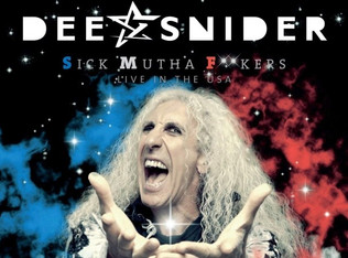DEE SNIDER To Release 'Sick Mutha F**kers - Live In The USA' Next Month