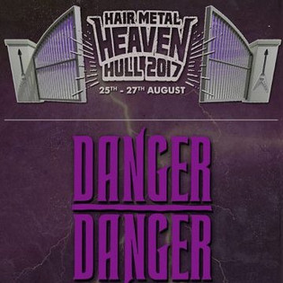 DANGER DANGER - Hair Metal Heaven Hull 2017 { Video }