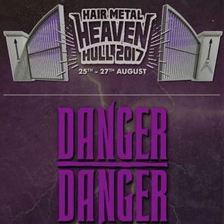 DANGER DANGER - Hair Metal Heaven Hull 2017 { Video }