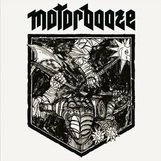 Argentina based metal trio Motorbooze release debut album