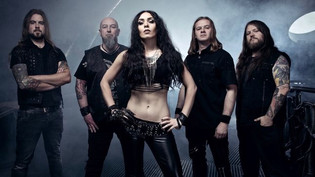 CRYSTAL VIPER To Release New Album 'TALES OF FIRE AND ICE' November 22nd