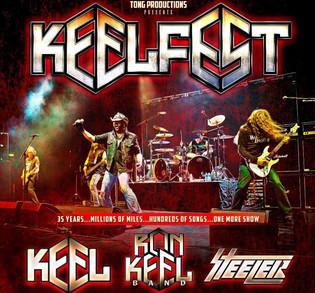 RON KEEL Releases Trailer For 'KEELFEST' to Take Place May 10th In Columbus, OH