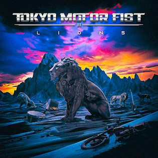 """Tokyo Motor Fist will release their sophomore album """"Lions"""" on July 10th"""