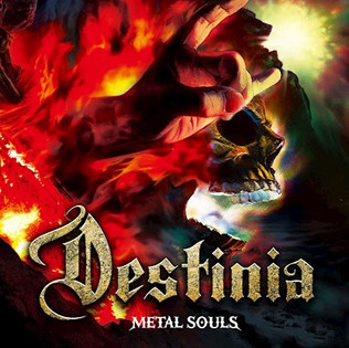 DESTINIA feat: members of Whitesnake, Rainbow and The Dead Daisies to release 'Metal Souls'