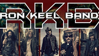 RON KEEL BAND Finish Recording Debut Album For EMP Label Group