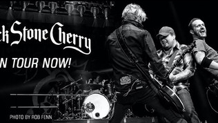 BLACK STONE CHERRY announce U.S. spring tour with TYLER BRYANT & THE SHAKEDOWN