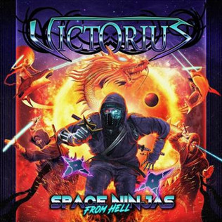 Victorius 'Space Ninjas From Hell' Album Review