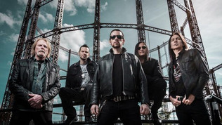 """BLACK STAR RIDERS RELEASE OFFICIAL LYRIC VIDEO FOR """"COLD LOVE WAR"""""""