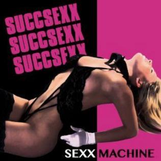 """Succsexx A Toronto Based 80s/90s Sleaze Metal Band Releases """"Sexx Machine"""" via FnA Records"""