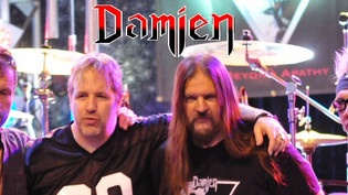 DAMIEN Play 35th Anniversary Show: Band Set To Release Four Albums Via Lost Realm Records