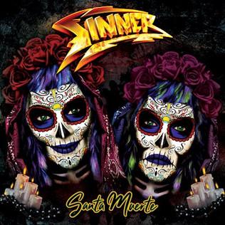 SINNER release their new lyric video for album title track single 'Santa Muerte'