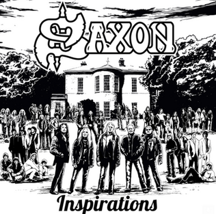 """SAXON proudly display their """"Inspirations"""" with new classic covers release"""