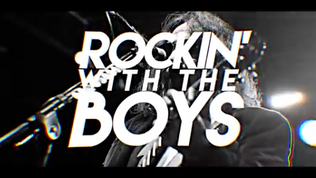 ACE FREHLEY unveils new video 'Rockin' With The Boys'