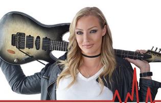 "Nita Strauss Launches ""Rock Guitar Fundamentals"" Online Guitar Course"