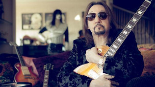 ACE FREHLEY'S New Album to be Called 'Spaceman'