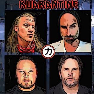 Kuarantine featuring Chris Jericho releases single cover of Kiss track 'No No No'