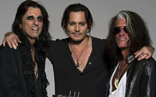 HOLLYWOOD VAMPIRES Release Music Video For 'I Want My Now'