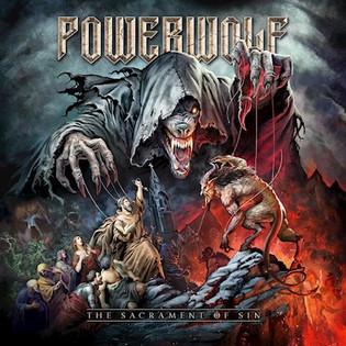 POWERWOLF 'The Sacrament Of Sin' Album Review