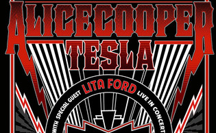 ALICE COOPER, TESLA & LITA FORD to hit the road this summer
