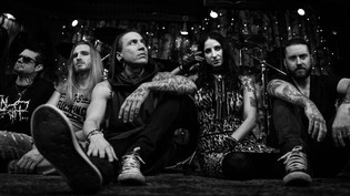 LIV SIN release video for cover of Danzig's 'Devil's Plaything'