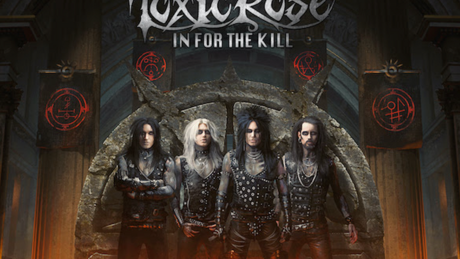 Toxic Rose To Release Sophmore Album IN FOR THE KILL