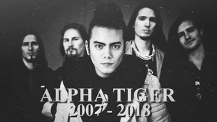 ALPHA TIGER Calls It Quits: Farewell Show November 17th