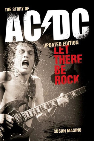 "AC/DC biography ""The Story of AC/DC – Let There Be Rock"" to be released in September"