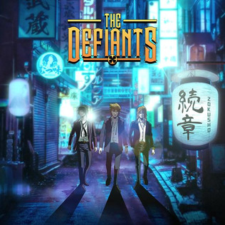 "THE DEFIANTS  Release Video For ""U X'D My Heart"""