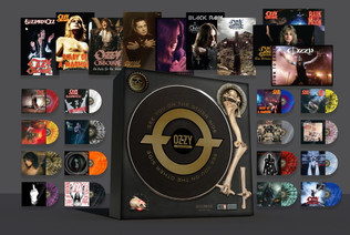 """OZZY OSBOURNE To Release 16 Album Vinyl Box Set """"See You On The Other Side"""""""