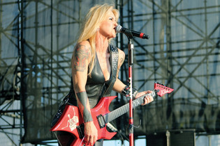 LITA FORD adds dates to her Summer Tour; new single due July 4th