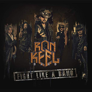"""THE RON KEEL BAND """"Fight Like A Band"""" Album Review"""