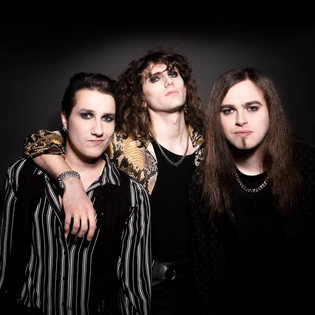 """Hard Rock band SANDNESS have released new music video """"London"""""""