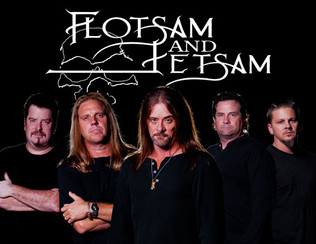 FLOTSAM AND JETSAMwill release their new album'The End Of Chaos' on November 9