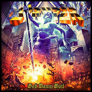 Stryper 'God Damn Evil' Album Review