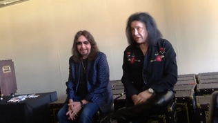 Gene Simmons & Ace Frehley full Q&A Adelaide Vault 2018