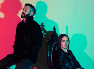 """Future Colors founded by ex-Quiet Riot vocalist Seann Nicols release new vide for """"Stand Down"""""""
