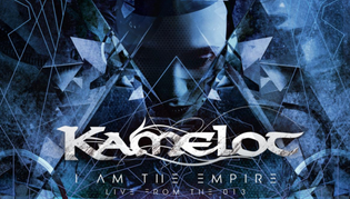 """KAMELOT To Release New Live Album + DVD/BluRay, """"I Am The Empire"""""""