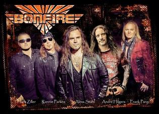 BONFIRE announce new drummer André Hilgers