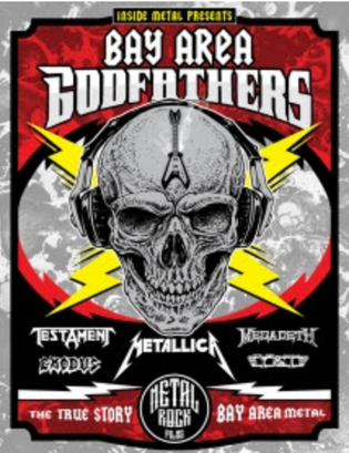 October 6th, 2020 will see the release of the new documentary film 'Bay Area Godfathers'