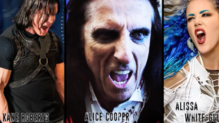 KANE ROBERTS releases 'Beginning of the End' video feat. Alice Cooper and Alissa White-Gluz