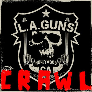 Steve Riley's L.A. GUNS release new single 'Crawl'