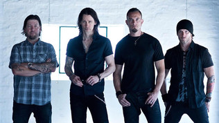 ALTER BRIDGE To Begin Recording New Album In April