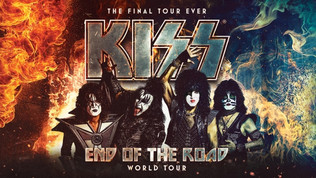 KISS has announced the second leg of its final tour