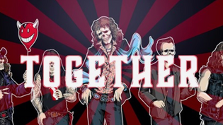 """BAD MARRIAGE Unleash New Lyric Video """"Together"""" Produced By Tesla's Brian Wheat"""