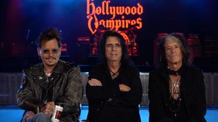 HOLLYWOOD VAMPIRES Talk New Album 'Rise'