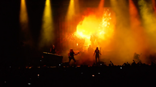 """NIGHTWISH Unleash """"Slaying The Dreamer"""" Live In Buenos Aires Video"""