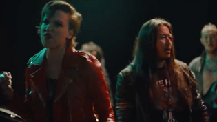 THE HU Releases 'Song Of Women' Featuring HALESTORM's LZZY HALE