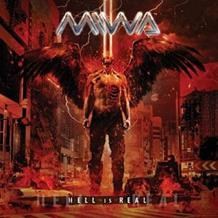 """MIWA feat. Billy Sheehan and Mitch Perry  release title track of the newest album """"Hell Is Real"""